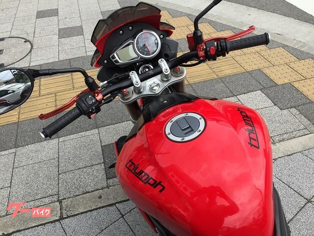 TRIUMPH スピードトリプルの画像(兵庫県