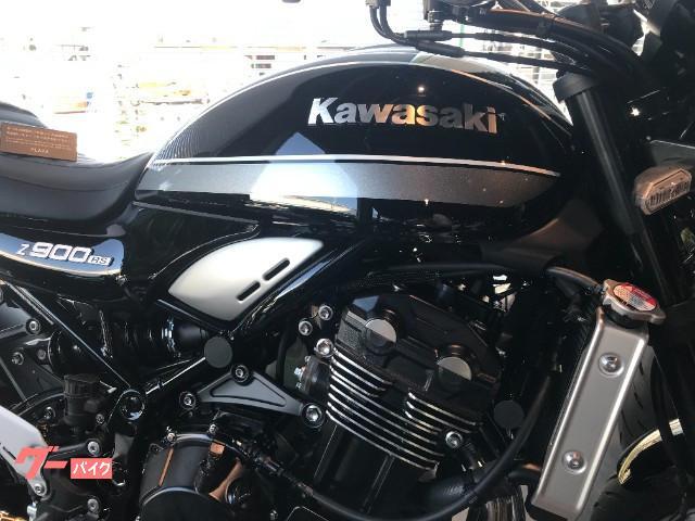カワサキ Z900RS 2021年モデルの画像(兵庫県