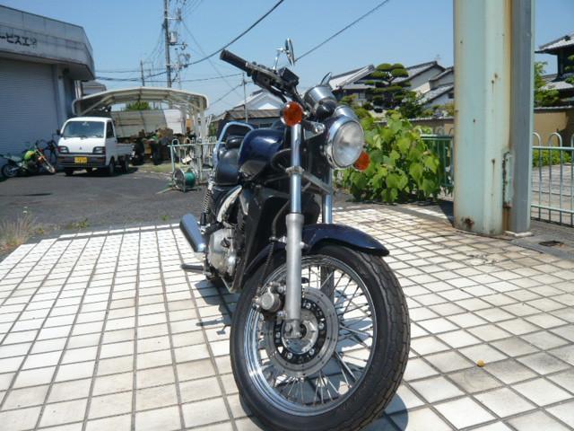 カワサキ エリミネーター250LXの画像(奈良県