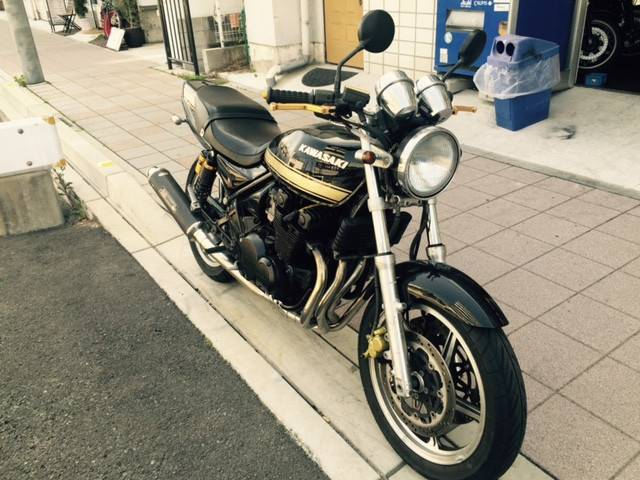 カワサキ ZEPHYR400の画像(兵庫県