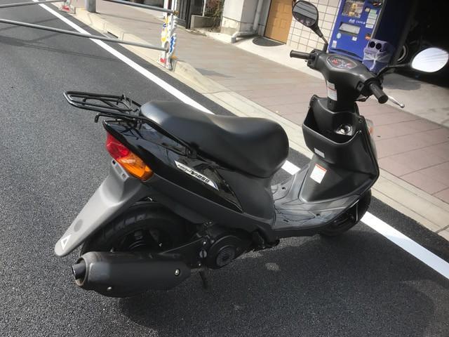 スズキ アドレスV125Gの画像(兵庫県