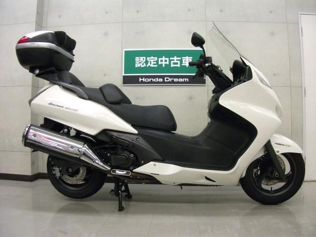 ホンダ シルバーウイング400の画像(大阪府