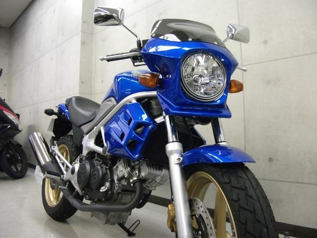 ホンダ VTR250の画像(大阪府