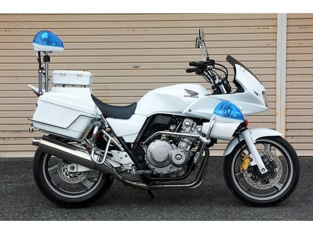 ホンダ CB400Super ボルドール VTEC RevoNEW白バイカスタムの画像(大阪府