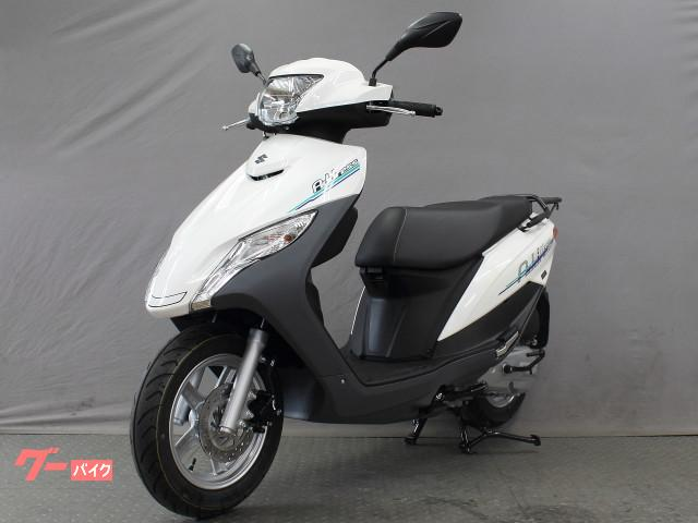 スズキ アドレス125 最新モデル 国内仕様 新車の画像(京都府