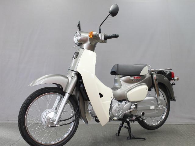 ホンダ スーパーカブ50 国産 最新モデル 新車の画像(京都府