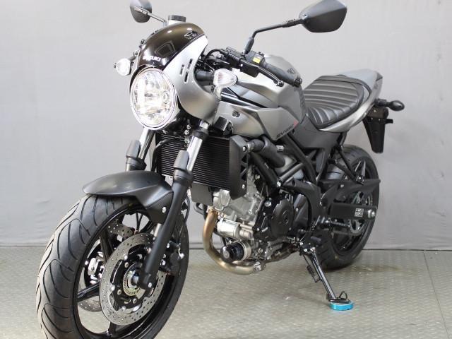 スズキ SV650 X 最新モデル 国内仕様の画像(京都府