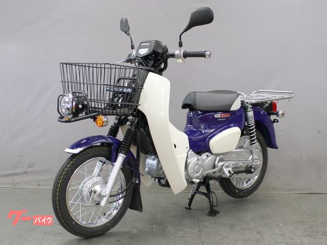 ホンダ スーパーカブ110プロ 最新モデル 新車の画像(京都府