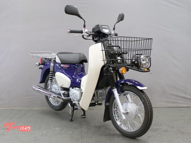 ホンダ スーパーカブ110 プロ 最新モデル 新車の画像(京都府