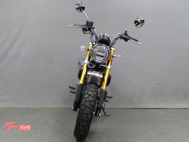 ホンダ モンキー125 最新モデル 新車の画像(京都府