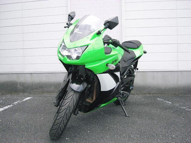 カワサキ Ninja 250Rの画像(大阪府