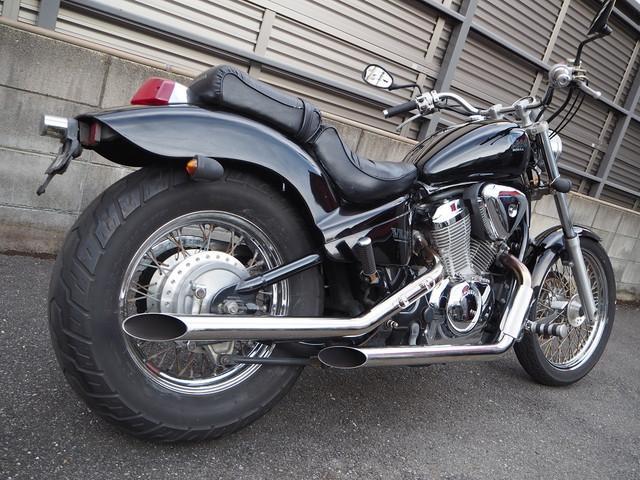 ホンダ スティード400の画像(京都府