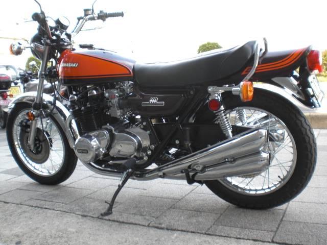 カワサキ Z-I フルレストア ZIB 1975年の画像(兵庫県
