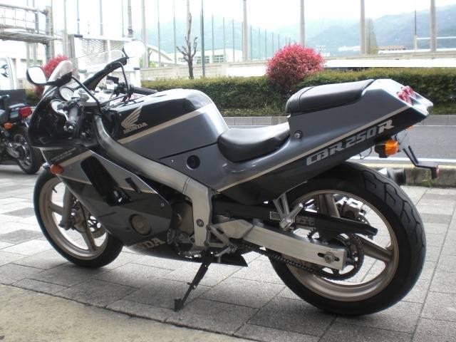 ホンダ CBR250R MC19 45馬力 1989年の画像(兵庫県
