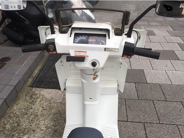 ホンダ ジャイロX TA01 排ガス規制前 グリップヒーター付の画像(兵庫県