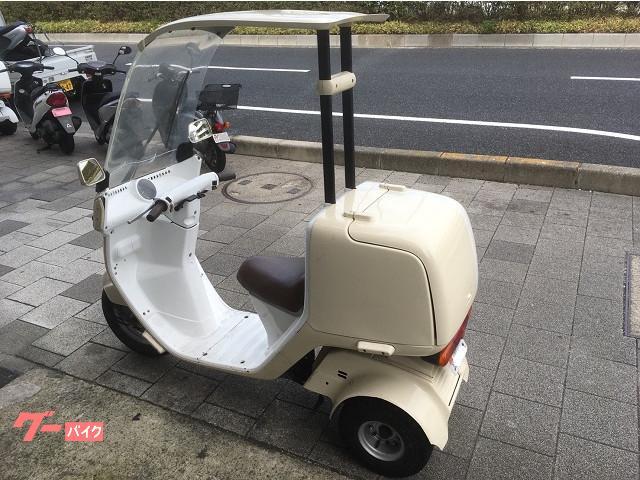 ホンダ ジャイロキャノピー TA02 2サイクル 中期モデルの画像(兵庫県