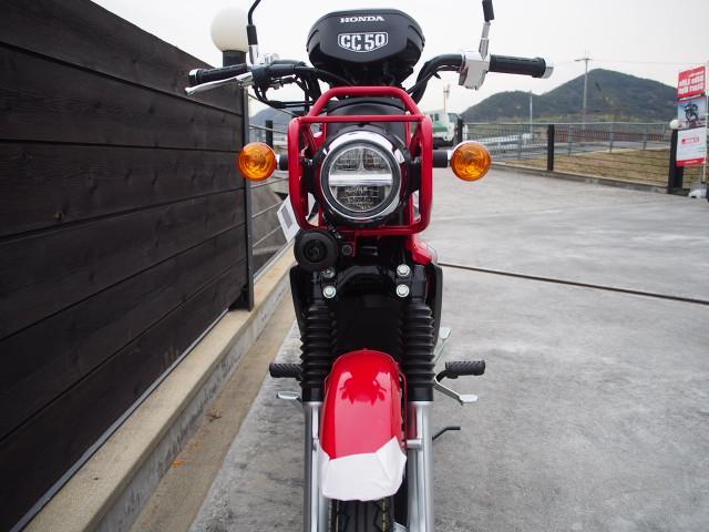ホンダ クロスカブ50の画像(兵庫県