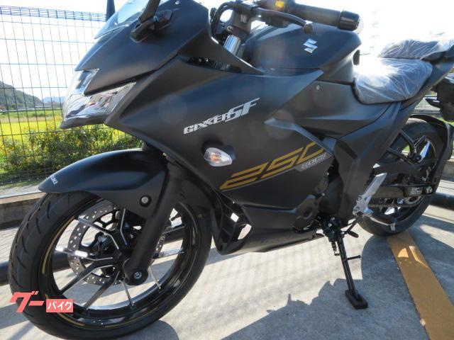 スズキ GIXXER SF 250 2020の画像(兵庫県