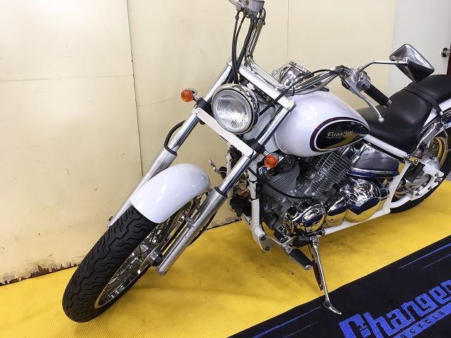 ヤマハ ドラッグスター400 JMCAマフラー付の画像(大阪府