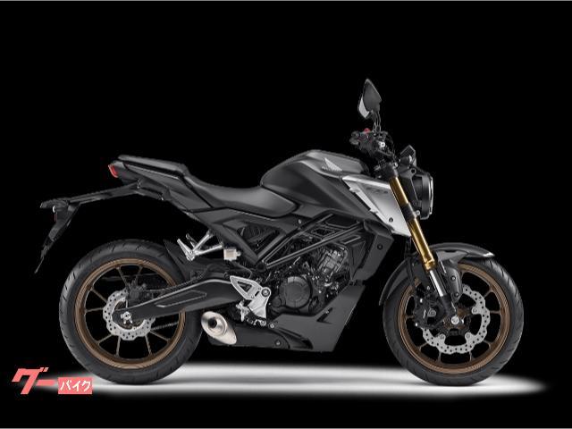 CB125R 2021年式 最新モデル