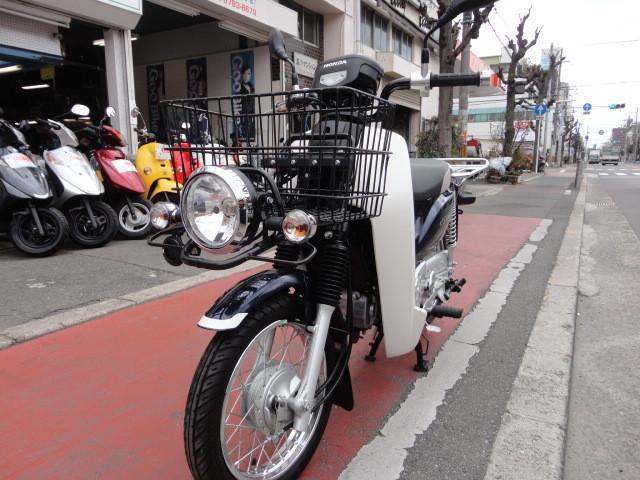 ホンダ スーパーカブ110プロの画像(大阪府