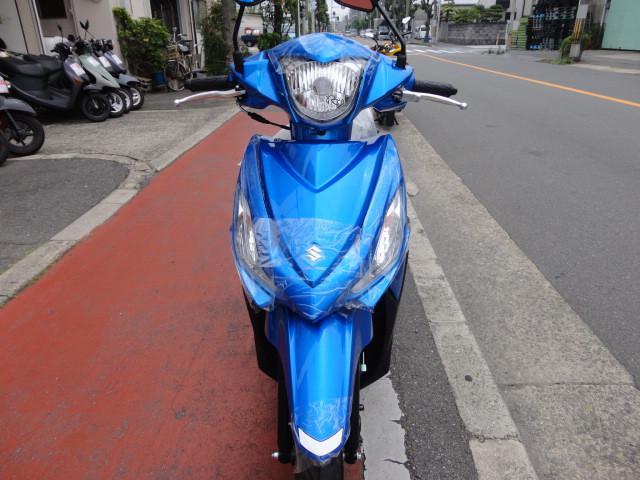 スズキ アドレス110の画像(大阪府
