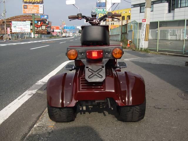 ホンダ ジャイロX トライク 後期型 フルカスタム車両の画像(大阪府