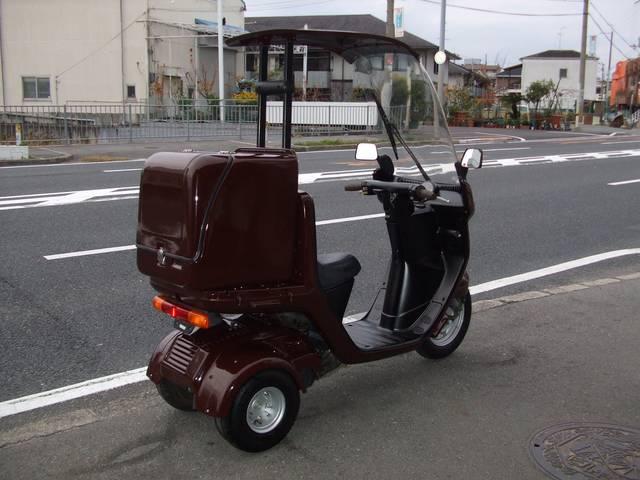 ホンダ ジャイロキャノピー ミニカー登録 後期型  フルカスタムの画像(大阪府