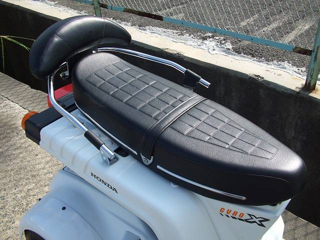 ホンダ ジャイロX トライク 後期型 カスタム車両の画像(大阪府