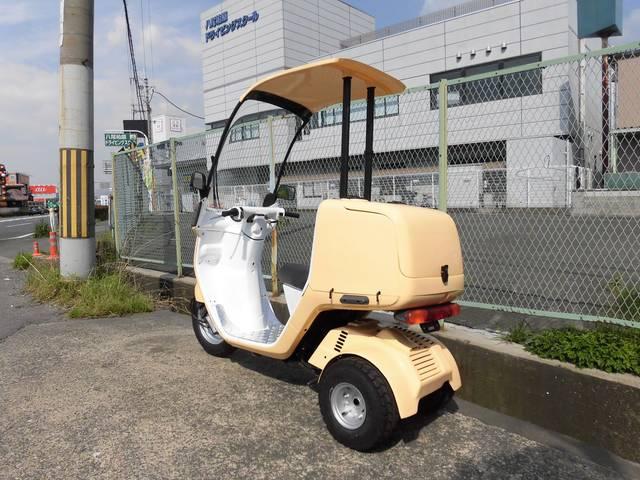 ホンダ ジャイロキャノピー ミニカー 後期型の画像(大阪府