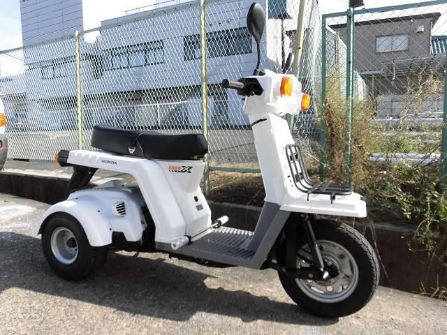 ホンダ ジャイロX 側車付軽二輪 後期型の画像(大阪府