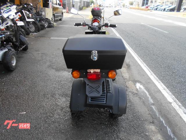 ホンダ ジャイロX二人乗りトライク登録車の画像(大阪府