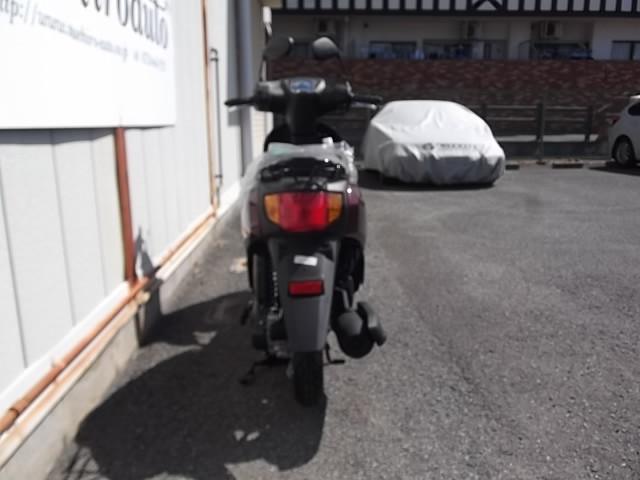 ヤマハ JOG 国内生産車の画像(大阪府