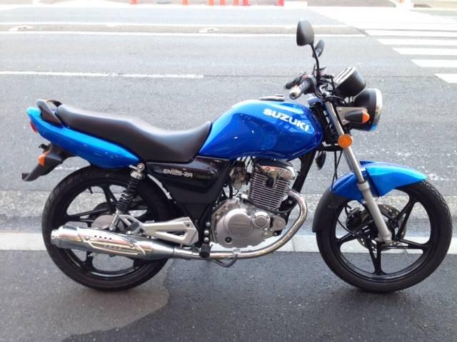 スズキ EN125‐2A 新車 最新モデルの画像(大阪府
