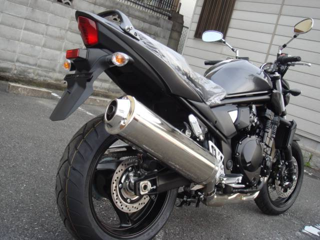 スズキ Bandit1250 新車 最新生産モデルの画像(大阪府