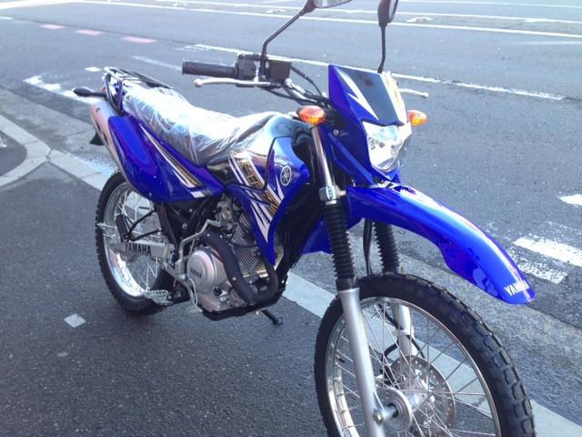 ヤマハ XTZ125 新車 最新モデルの画像(大阪府