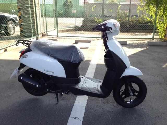 レッツ 新車 SEPエンジ 2021モデル