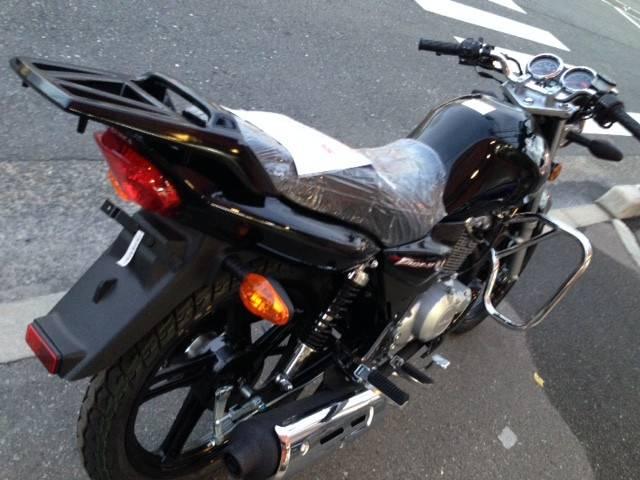 スズキ EN125-3F 新車の画像(大阪府