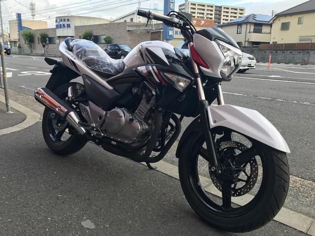 スズキ GSR250 新車 L7モデルの画像(大阪府