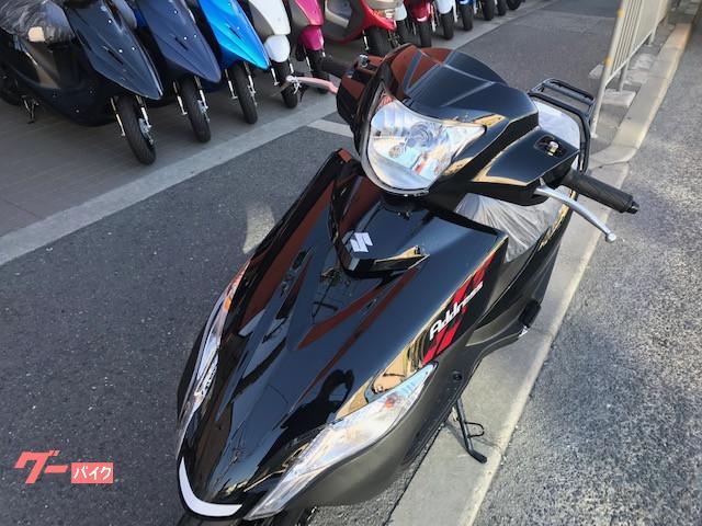 スズキ アドレス125 新車 最新モデルの画像(大阪府
