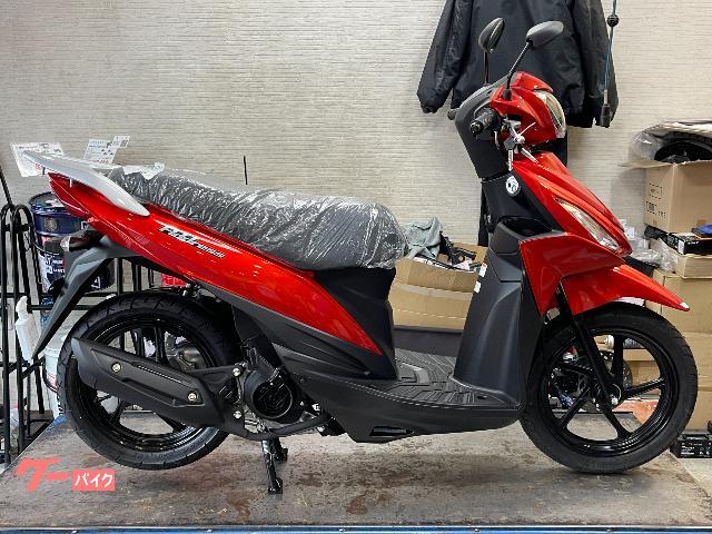 アドレス110 スペシャルエディション 新車 2022モデル