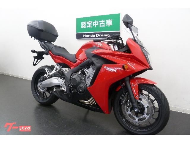 ホンダ CBR650F 認定中古車の画像(京都府
