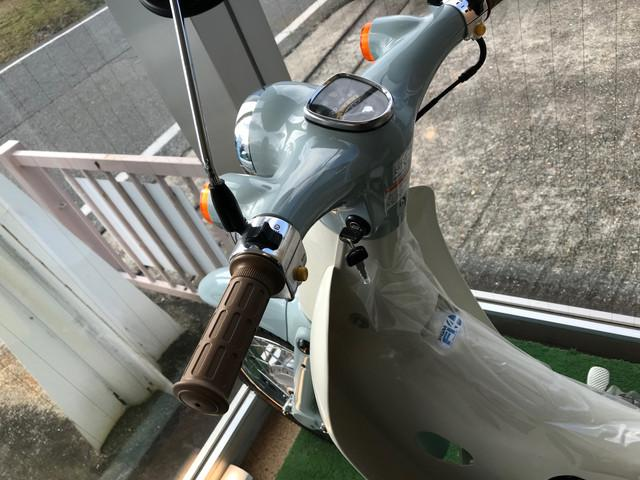 ホンダ リトルカブ セル付き 生産終了モデル 新車の画像(兵庫県