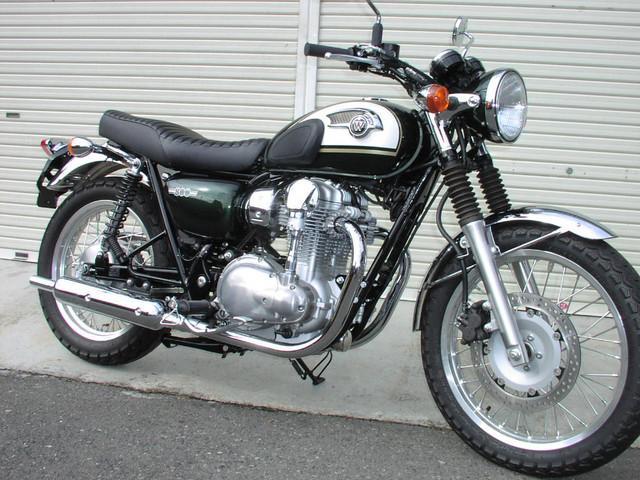 カワサキ W800の画像(大阪府