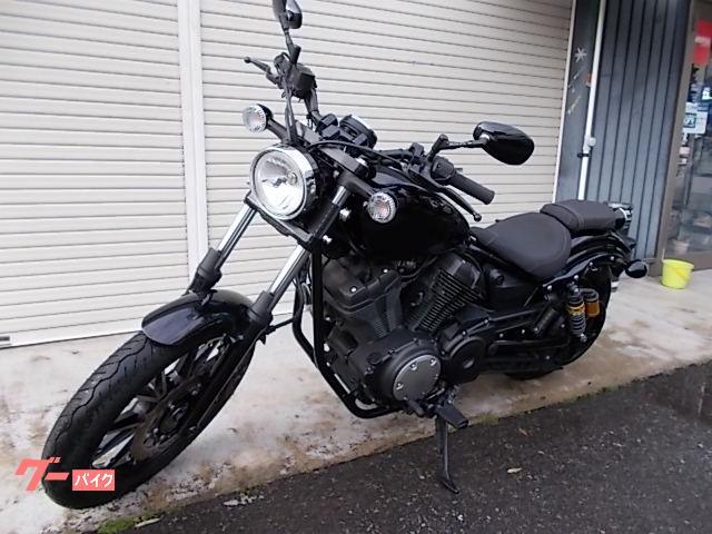 ヤマハ BOLT Rスペック ABS ノーマルコンディション ETC搭載 バックサポート グリップヒーターの画像(大阪府