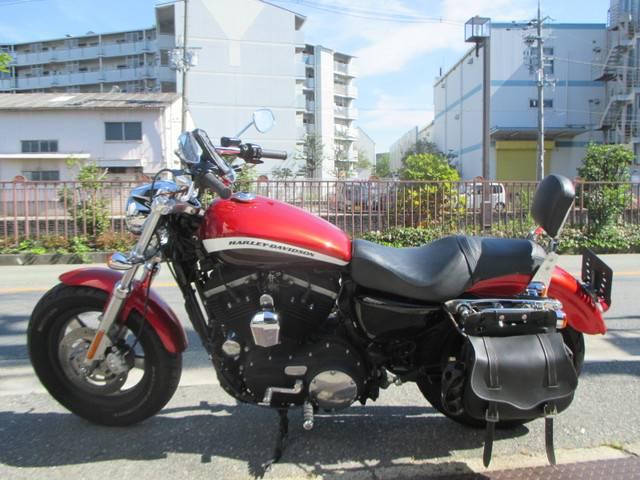 HARLEY-DAVIDSON XL1200CAの画像(大阪府
