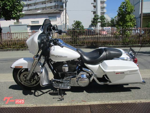 HARLEY-DAVIDSON FLHX ストリートグライドの画像(大阪府
