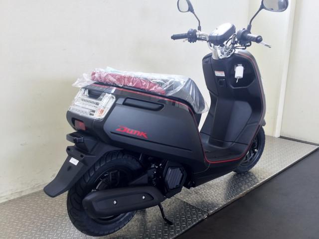 ホンダ ダンク 2018年モデル 新色 PGM-FIの画像(兵庫県