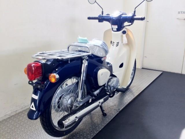 ホンダ スーパーカブ110 新車 現行最新モデル 丸目ヘッドライトの画像(兵庫県