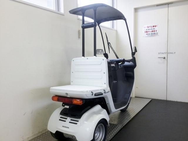 ホンダ ジャイロキャノピー 新車 2018年モデルの画像(兵庫県